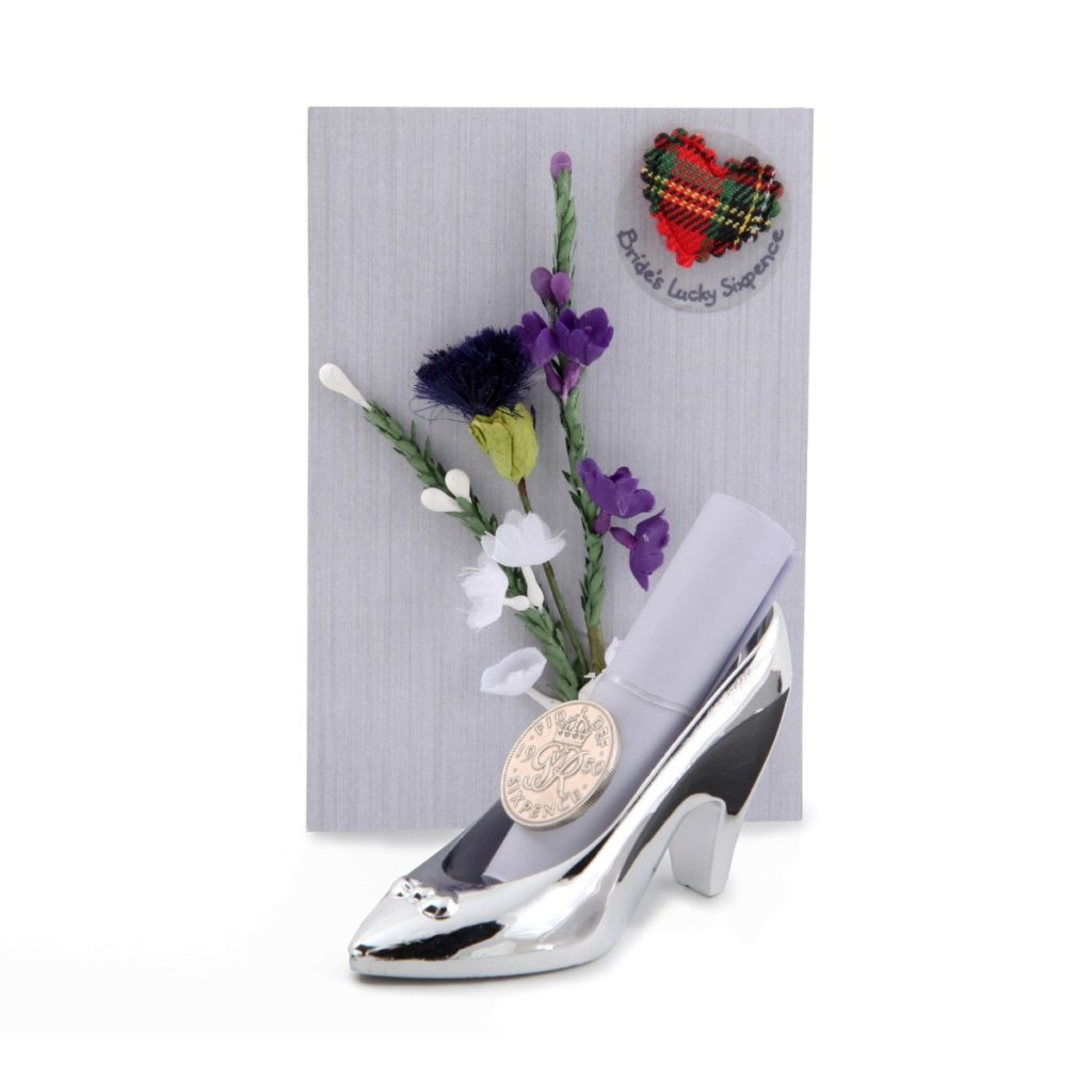 Bride's Shoe - Scottish