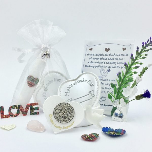 Tag: wedding sixpence | Scottish Keepsakes