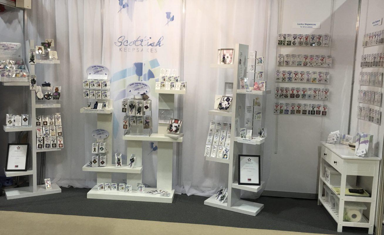 Trade Fair display