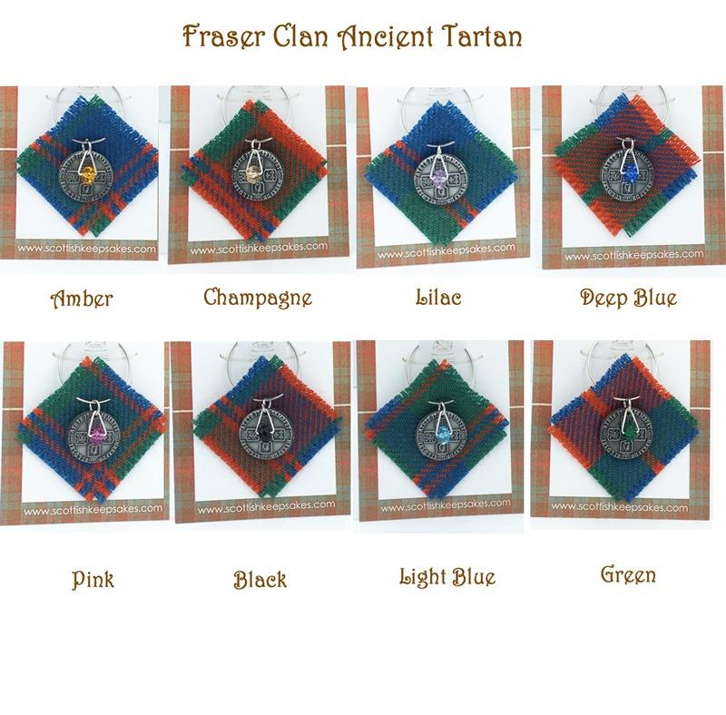 Charm colours